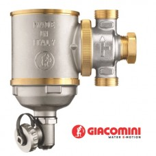 R146CX004KIT Giacomini Under-boiler magnetic dirt separator 3/4 inch