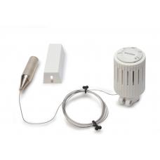 R462X002 Thermostatic head with remote liquid sensor. 2mtr Length