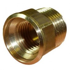"010AO2802 Giacomini 3/8"" to 1/4"" Brass Bush"