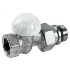 "Giacomini Straight Lockshield Return Valve 1/2"" (Item: R15X033)"