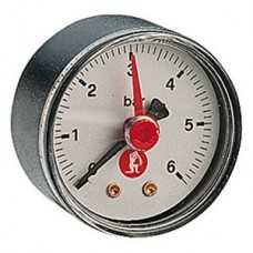 "Pressure Gauge 1/4"" 0 - 6 bar (Item: R225Y001)"