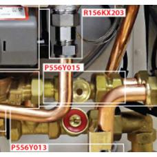P556Y015 Lockshield Valve for Heating HIU