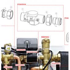 P556Y018 Motorised 2 Way Zone Valve Body