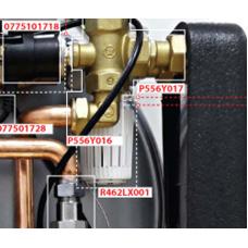 R462LX001-HIU Thermostatic Head with 2m Sensor