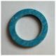 057F00918 - Blue/Green  Fibre Washer for Giacomini HIU