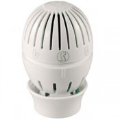 "R470X001 Giacomini ""Globe"" Thermostatic Head with Liquid Sensor"