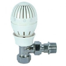 Giacomini Globe Thermostatic Head & Valve Pack (Item: R446ZX023)