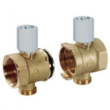 R53VTY006 Start and end module of modular manifolds with shut-off valves - Pair